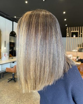 Talk about a transformation! Cutting off the COVID locks and rocking this new freedom hair. Using lighter blends for the warmer months we can't wait for round two to perfect Cassia's new look. Hair coloured and styled by SJ. #sjandcoau #sjandco #hairgoals #lorealpro #covidtranaformation #freshhair #northcote