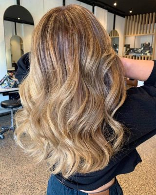 20 days and counting until we can create more beautiful colours like this! You think you're excited….you should see what our happy dance looks like! Stay tuned for details on how to re-book soon xx #sjandcoau #sjandco #melbournehairdresser #northcote
