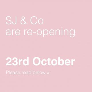 We are so excited about having a date to re open the salon! We have missed you all so much.  We will reopen on Saturday 23rd October 💥  We can't wait to welcome our community back into our salon and get back to doing what we love….creating magic with hair! Before we reopen we would like to outline the procedures we will be following in line with the Victorian Public Health Orders to operate as a covid safe salon.   • All our our team and clients will need to be double vaccinated. (If you have an exception we will need to know this at the time of your booking being made) • You will need to sign in using our QR code upon arrival to the salon. Please have this ready and your vaccination passport to present.  • Please attend your appointment on your own due to the cap on how many people we can have in the salon. • Please remember to enter the salon wearing your mask.  • If you are unwell or have any symptoms please let us know so we can reschedule your appointment. • Strict hygiene procedures will be in place to ensure our clients and our safety.  At this stage both Sara & Jason will only be able to accommodate colour and cuts. If you are only after a cut our lovely Adrian will be available to book and we will pass your details onto him if we have not fitted you in.   Please be patient with us as we work through the very long backlog of missed appointments and waitlist options. Turn on your notifications on Instagram for regular updates re covid policy's and any announcements surrounding it & please check your app so you can see if we have allocated you a time slot.   See you very soon xx  All the love ❤️   Sara, Jase & Adrian 😘