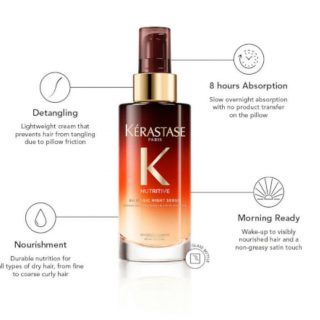 If you are looking to nourish and hydrate your hair the @kerastase_official Nutrtive range is for you. The most luxurious formulas that will give you slow overnight absorption and you will wake up and visibly see a difference. The entire range is 30% off until next Wednesday. DM to purchase for collection next Wednesday from 4pm - 6pm xx #sjandcoau #sjandco #melbournehairdresser #hairgoals